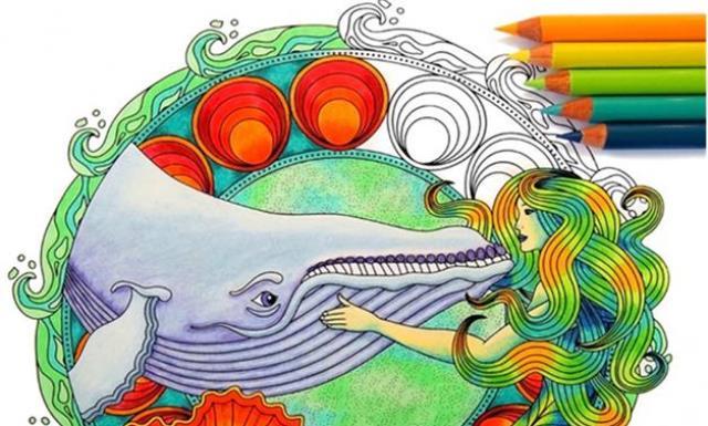 Color Me Calm - Adult Coloring, Thurs. Feb. 11 @ 6:30 pm