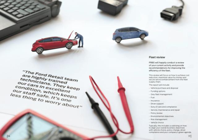 Ford SME brochure