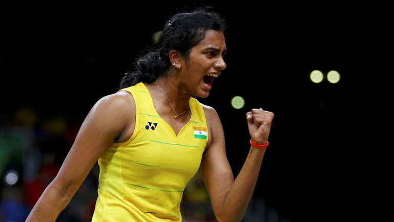 Sindhu credits sacrifices, god's will for Olympic silver