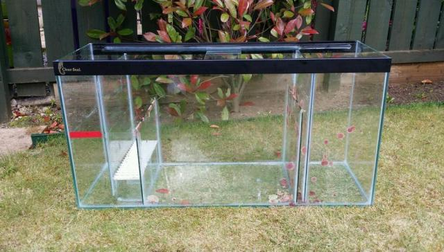 Fishtank/marine aquarium 3ft sump