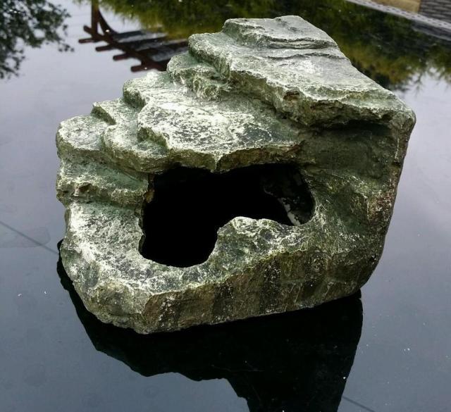 Fish tank rocks hide ornament | United Kingdom | Gumtree