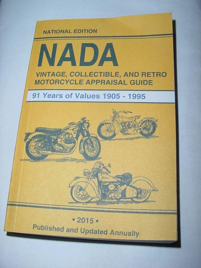 Nada Vintage Motorcycle Guide | disrespect1st.com
