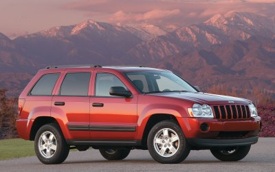 Recall Central: 2005-2010 Jeep Grand Cherokee, Commander SUVs for Transmission Software