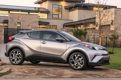2018 Toyota C-HR First Drive Review | Automobile Magazine