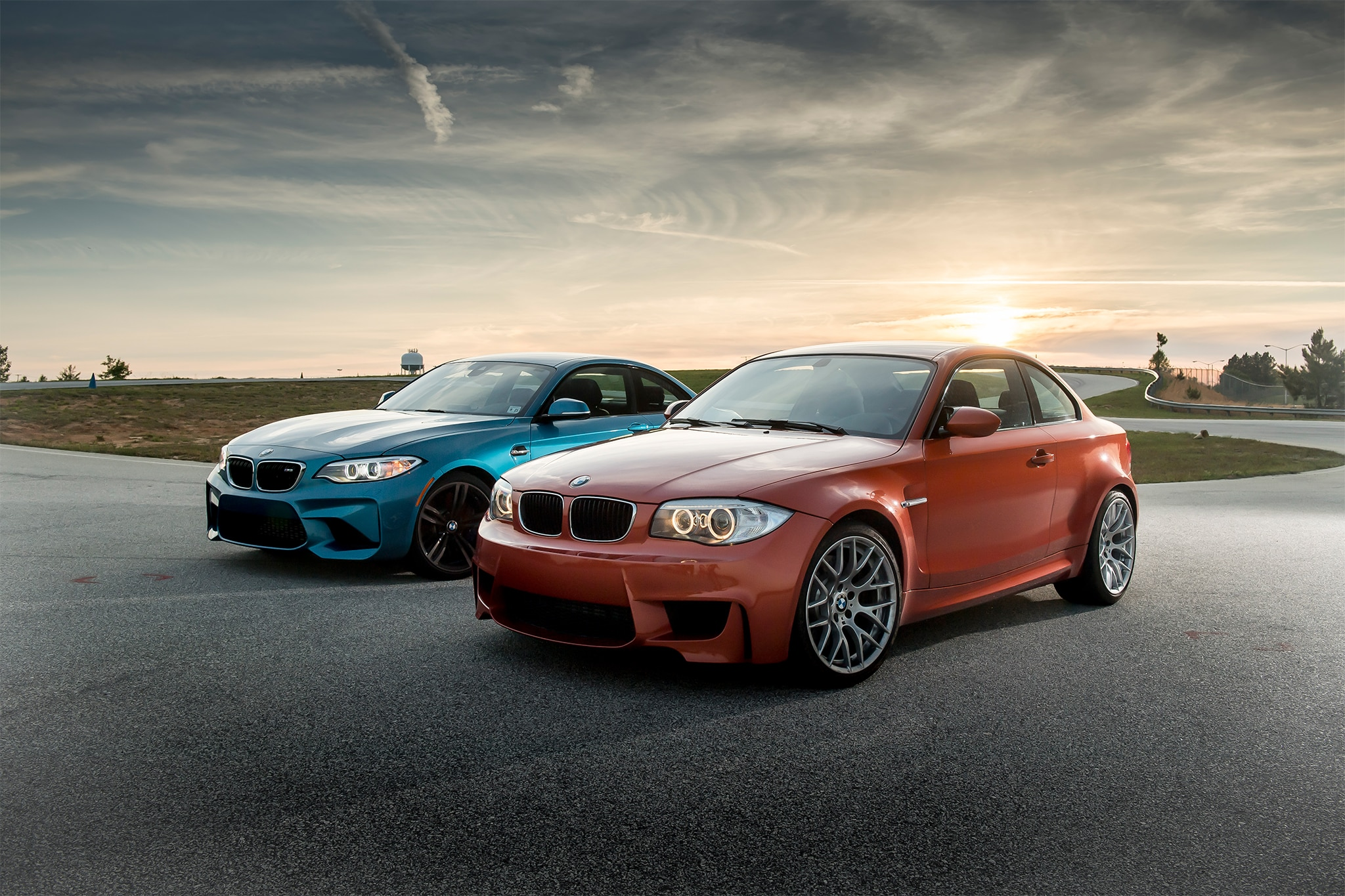 2 vs 1: Our Four Seasons BMW M2 Travels to the Carolinas to Meet its Predecessor | Automobile ...