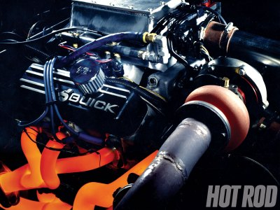 Cams for Turbocharged Engines - Hot Rod Network