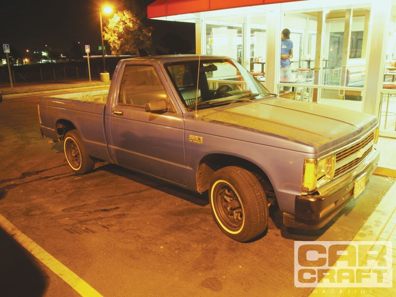 Chevy S 10 V8 Engine Swap Project   Hot Rod Network 144359 7