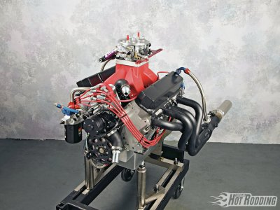 Nascar Mopar W8 Engine - Hot Rod Network