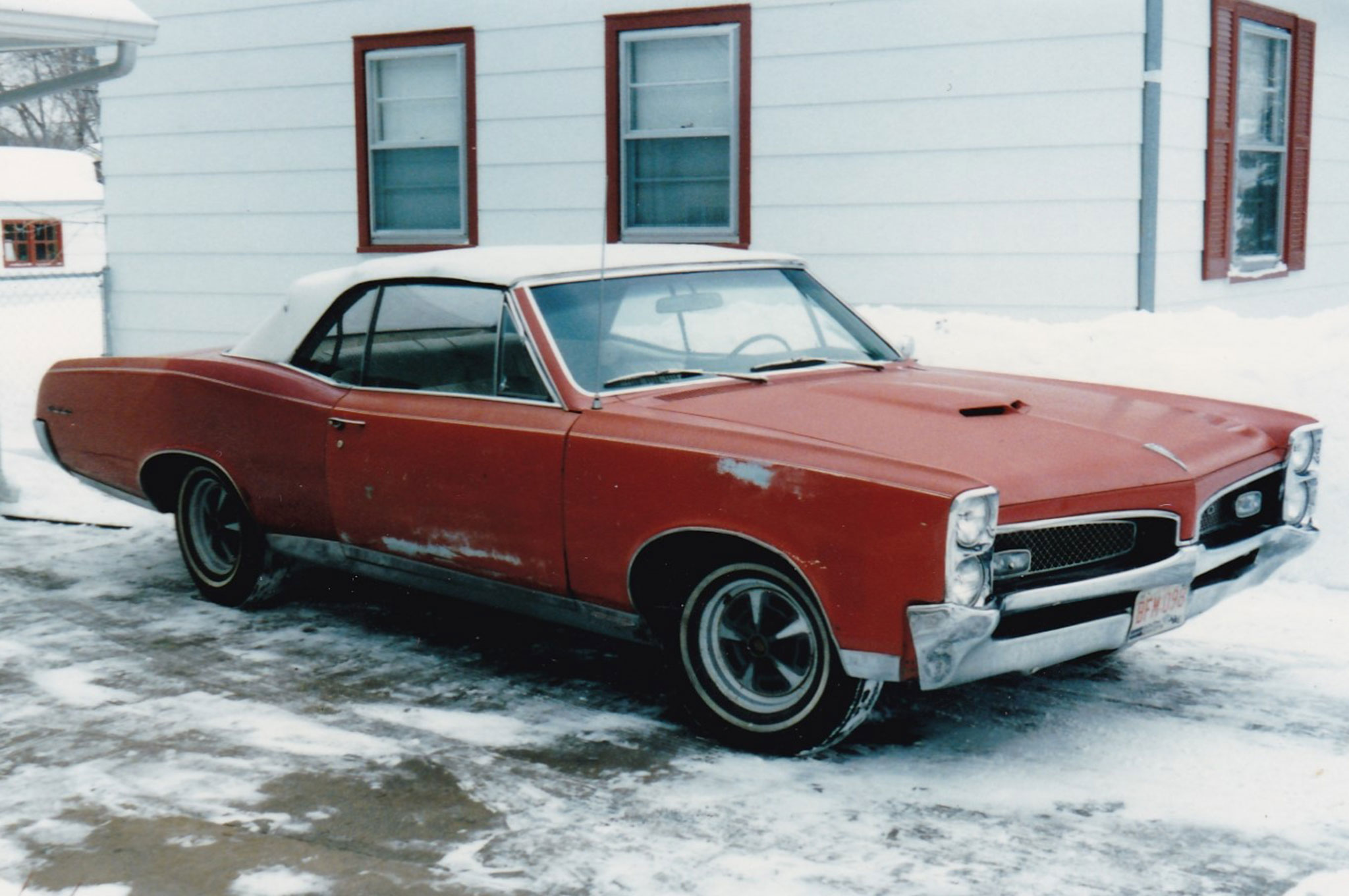 Nine Year Old Liked his Uncle s 1967 Pontiac GTO So Much He Bought     500423 14