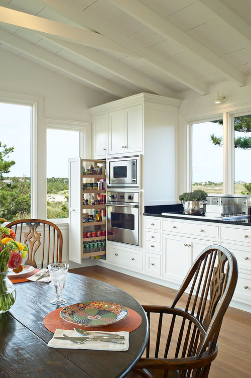 pull out pantry, Kitchen Storage Ideas