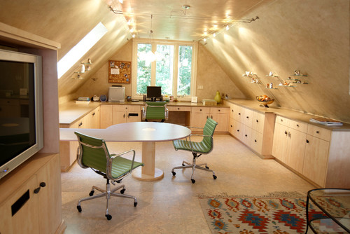 368314 0 8 9999 contemporary home office Creative Attic Conversions