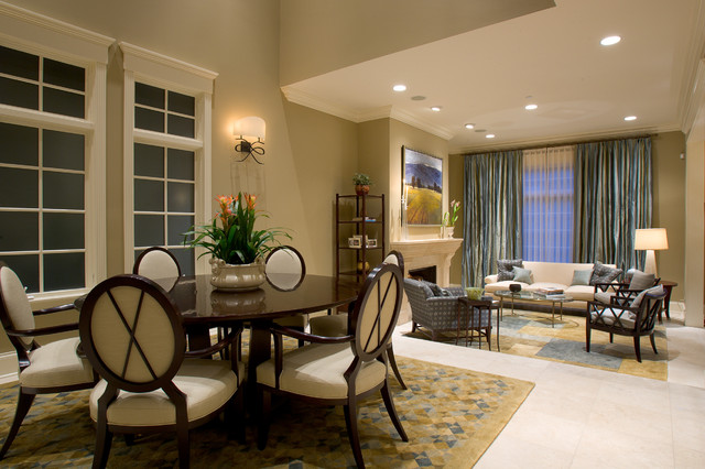 451851 0 4 1549 traditional dining room Nashville Stager Explains How You May Need to Spend Money to Make Money