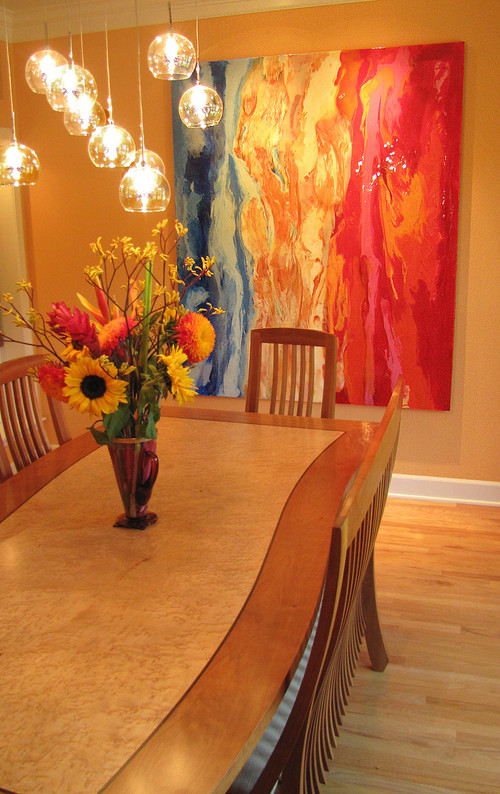 68416 0 8 4855 contemporary dining room Add a Splash of Colour