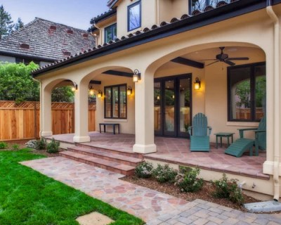 Veranda Pillar Home Design Ideas, Pictures, Remodel and Decor