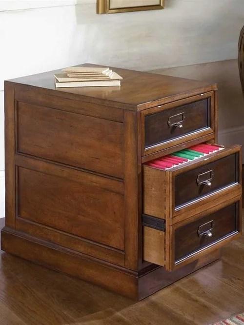 Victorian Office Furniture Hemingway Rolling File Cabinet Filing
