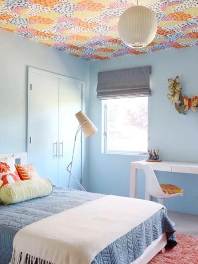Ceiling Wallpaper | Houzz