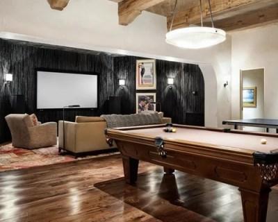 Pool Table Room   Houzz