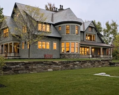Shingle-Style Home Home Design Ideas, Pictures, Remodel ...