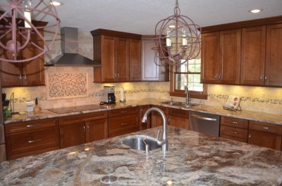 Kitchen by Leverette Home Design - Traditional - Kitchen ...