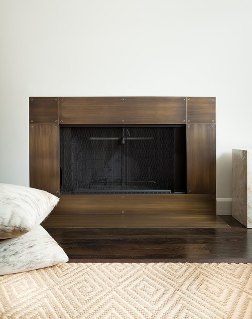 Design Of Hall Furniture. Hudson Fireplace Modern Hall New York By Wud  Furniture Design I