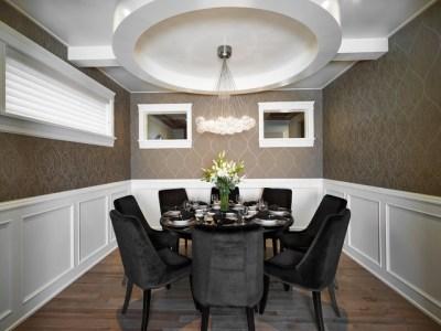 THE CASA - Transitional - Dining Room - Edmonton - by Infiniti® Master Builder Inc.