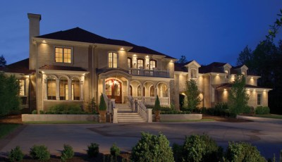 Celebrity Homes - Traditional - Exterior - Nashville - by ...
