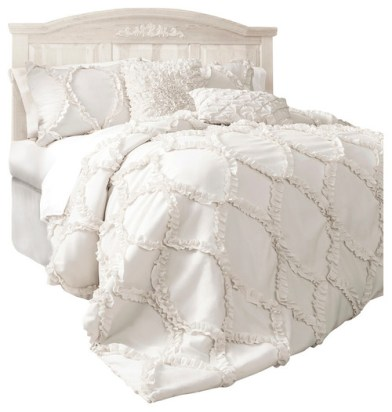 Avon 3-Piece Comforter Set, Queen