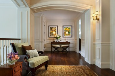 Private Residence in British Colonial style - Traditional - Hall - Miami - by Equilibrium ...