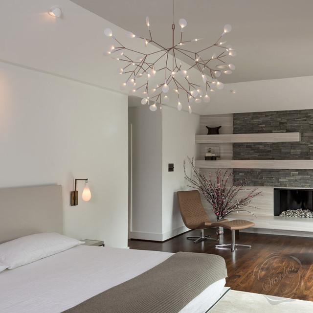 U Replica Moooi Heracleum Suspension Light Bedroom Modernbedroom