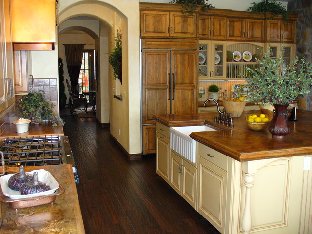 Country Kitchen With Whimsy Rustickitchen Traditional Kitchens Houzz 113880564 Decorating Ideas