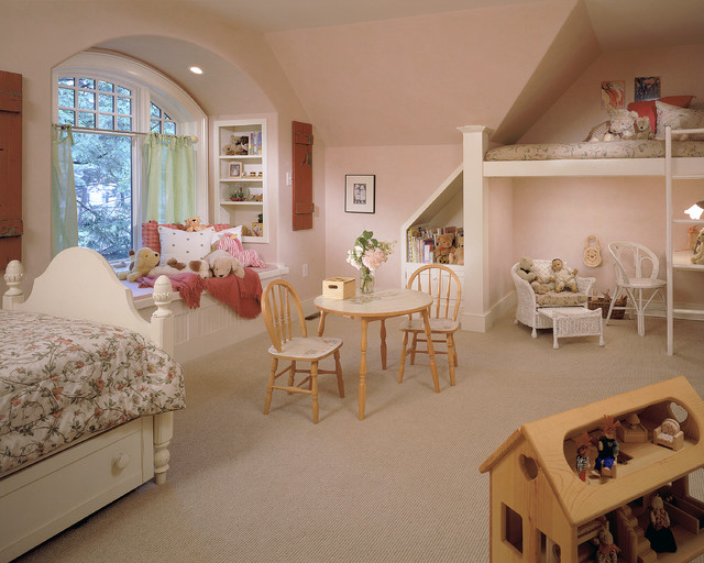 woodlawn residence traditional-kids