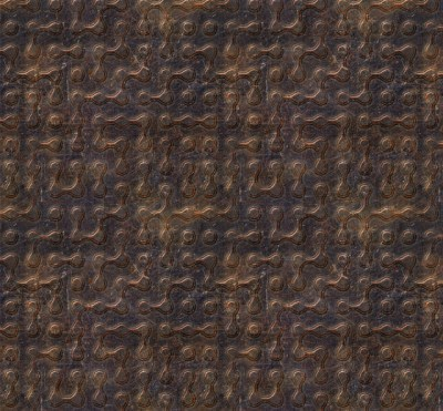 Removable Wallpaper-Heavy Metal-Peel & Stick Self Adhesive, 24x120 - Industrial - Wallpaper - by ...