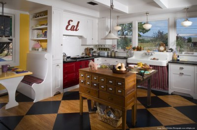 15 Funky kitchen islands that will make you jump on the repurposing trend – SheKnows