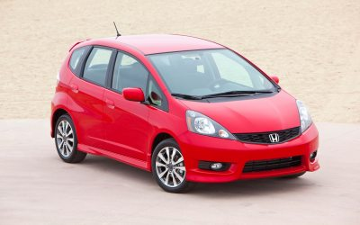 2012 Honda Fit Reviews and Rating | Motor Trend