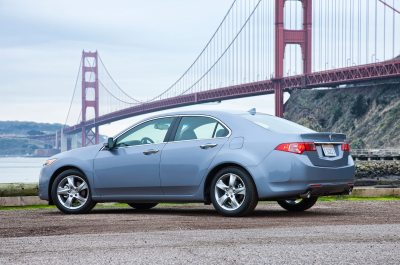 2013 Acura TSX Reviews and Rating | Motor Trend