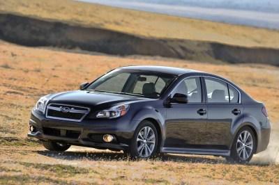 2014 Subaru Legacy Reviews and Rating | Motor Trend