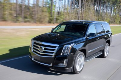 2015 Cadillac Escalade Reviews and Rating | Motor Trend