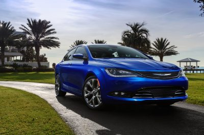 2015 Chrysler 200 Reviews and Rating | Motor Trend
