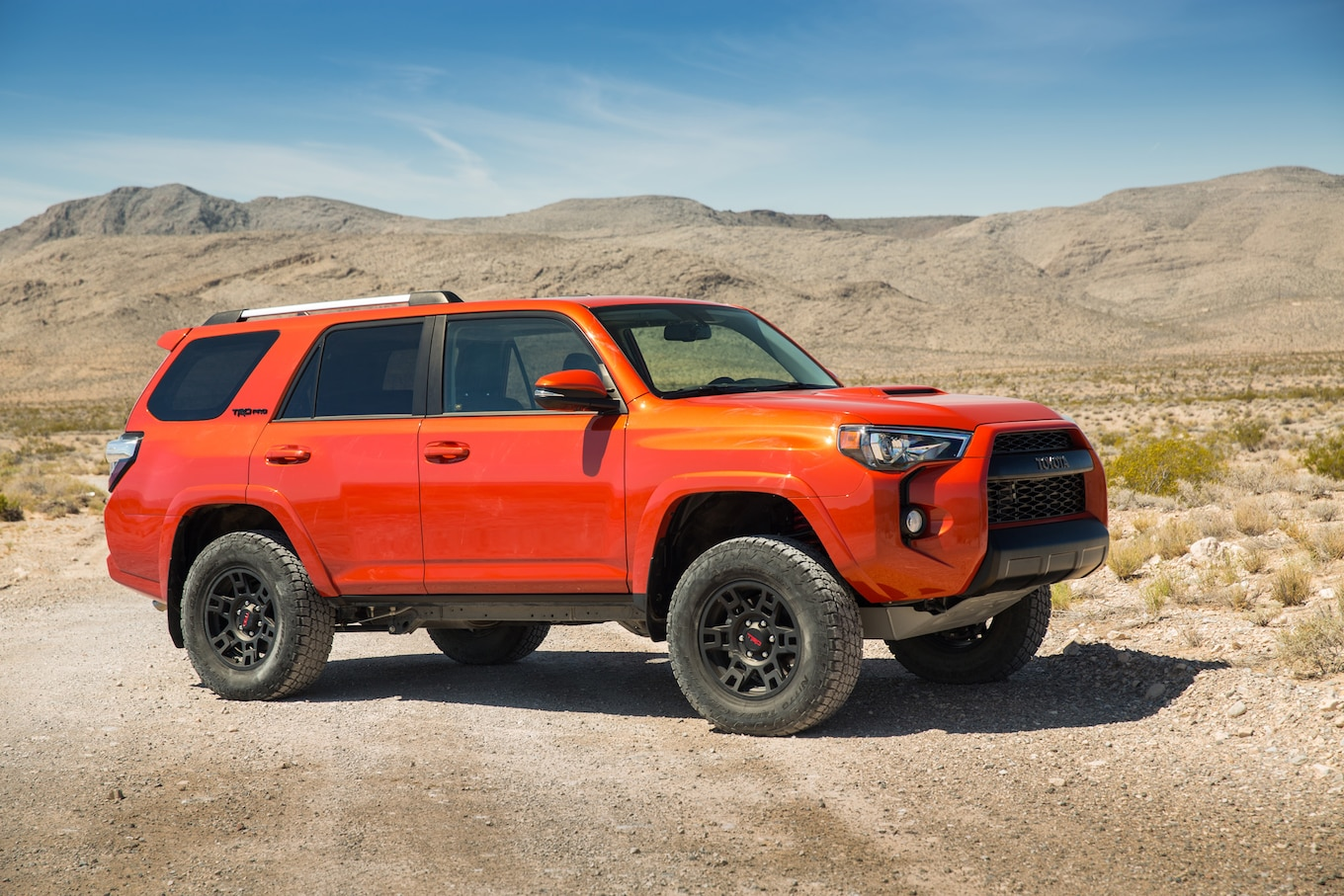 2015 Toyota 4Runner Specifications, Pricing, Photos - Motor Trend