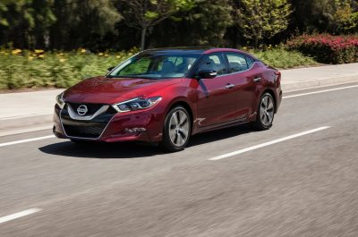 2016 Nissan Maxima Reviews and Rating | Motor Trend