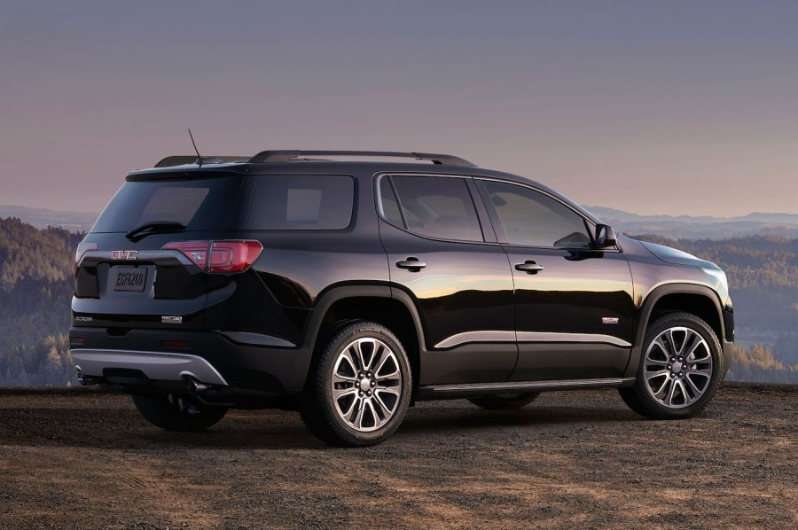 2017 GMC Acadia Reviews and Rating   Motor Trend 12   134