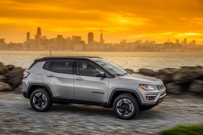 2017 Jeep Compass Reviews and Rating | Motor Trend