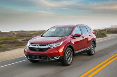 2018 Honda CR-V Reviews and Rating | Motor Trend