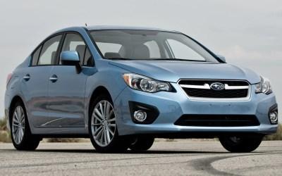 2012 Subaru Impreza 2.0i Premium And Limited First Test - Motor Trend