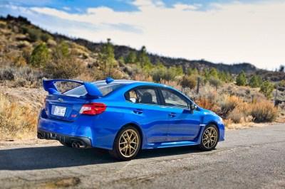 2015 Subaru WRX STI First Test - Motor Trend