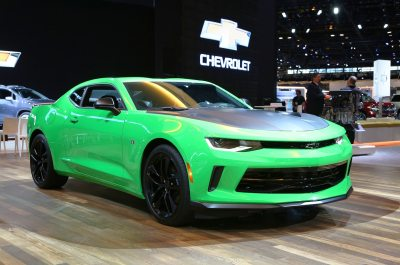 2017 Chevrolet Camaro 1LE First Look Review - Motor Trend