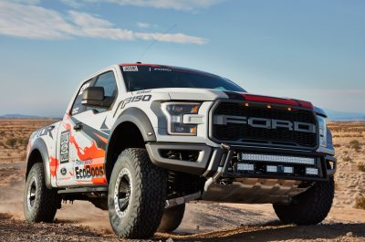 2017 Ford F-150 Raptor to go Desert Racing