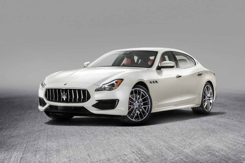 2017 Maserati Quattroporte News And Reviews  A