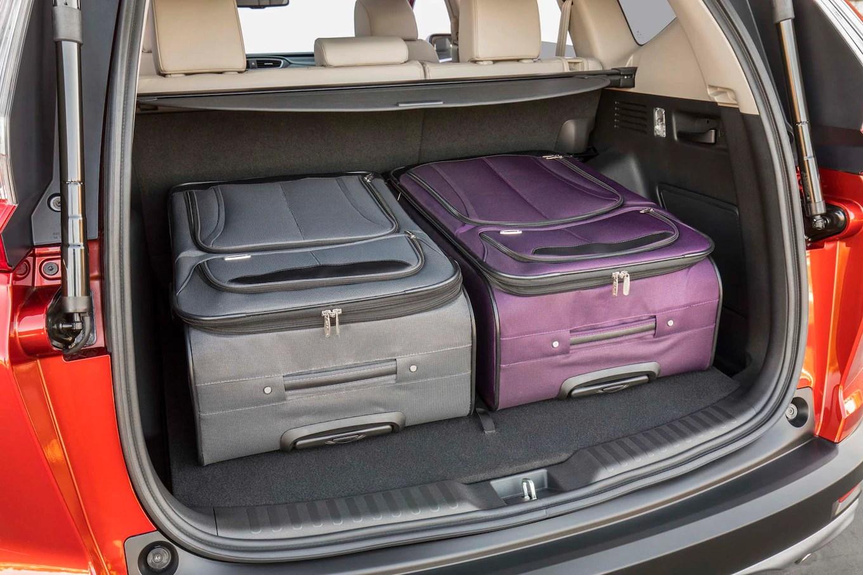 2017 Honda CR V Cargo Space  R