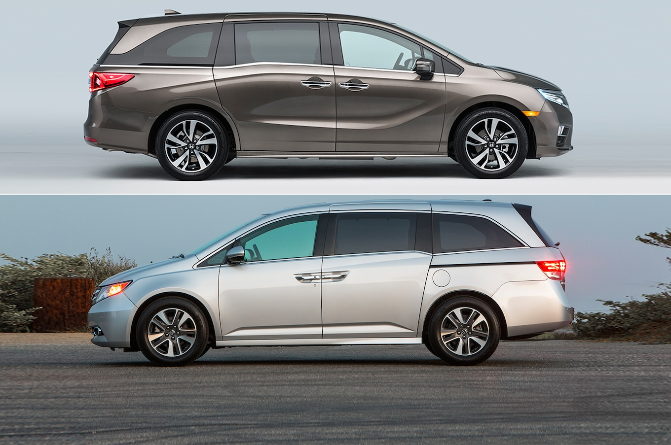 2017 Honda Odyssey Vs. 2018 Odyssey: Buy Now Or Wait For The New One?  - Motor Trend